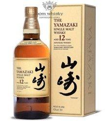 Yamazaki Malt 12-letni Suntory + kartonik / 43% / 0,7l