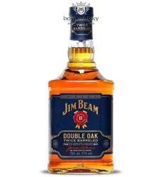 Jim Beam Double Oak (Bez opakowania) / 43% / 0,7l