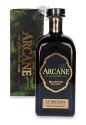 The Arcane Extraroma Grand Amber Rum Mauritius Island, 12-letni / 40% / 0,7l