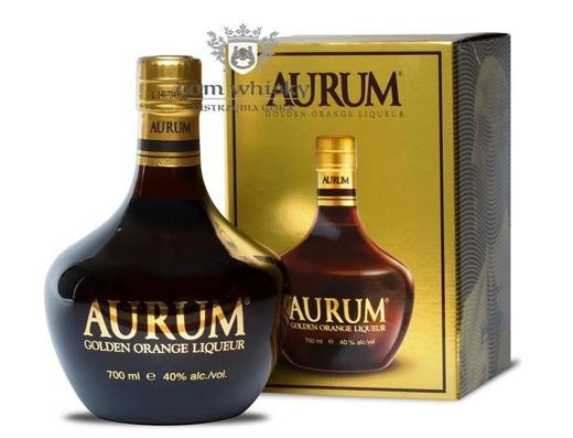 AURUM Golden Orange Liqueur / 40% / 0,7l