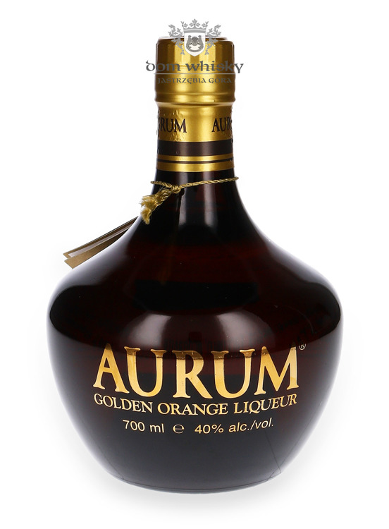 AURUM Golden Orange Liqueur /Brak opak./ 40% / 0,7l
