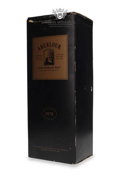 Aberlour 1970 Bottled 1991 / 43% / 0,75l
