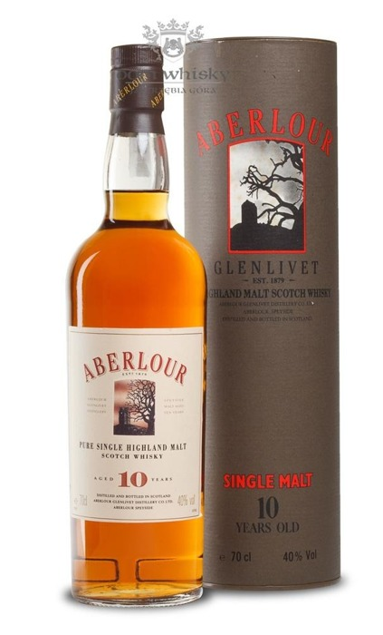 Aberlour Glenlivet 10-letni, Pure Single Malt / 40% / 0,7l
