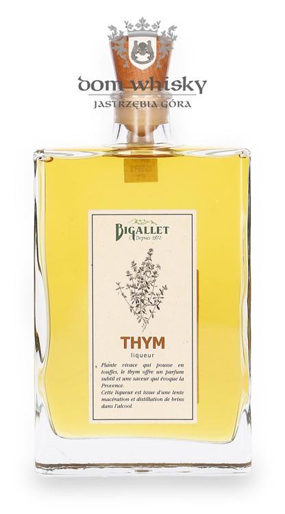 Aperitif Thym Bigallet (Francja) / 35% / 0,35l