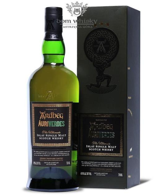 Ardbeg Auriverdes (2014 Release) / 49,9% / 0,75l