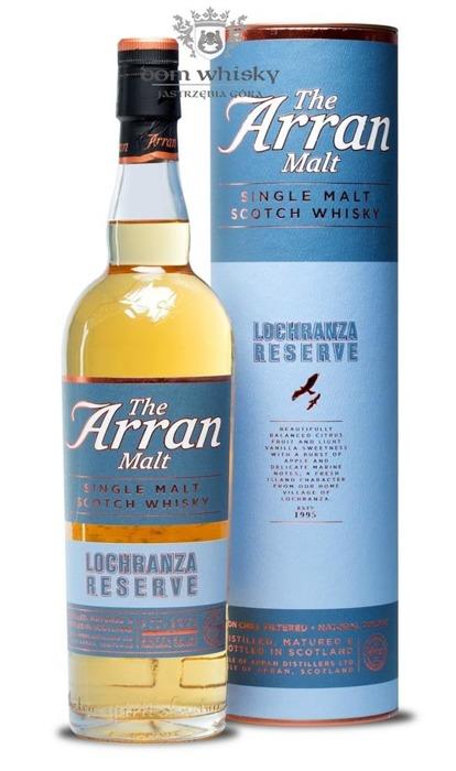 Arran Lochranza Reserve Non Chill Filtered / 43% / 0,7l