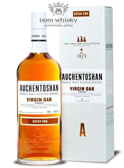 Auchentoshan Virgin Oak Batch 2 / 46% / 0,7l