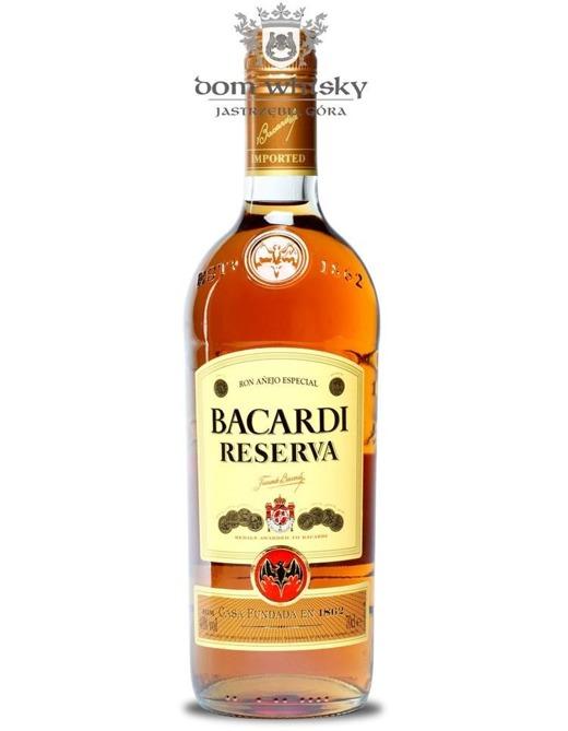 Bacardi Reserva / 40% / 0,7l