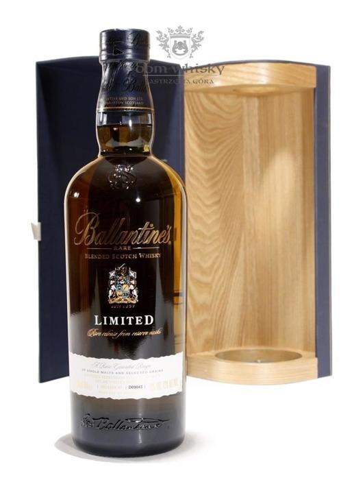 Ballantine's Limited Edition / 43% / 0,7l