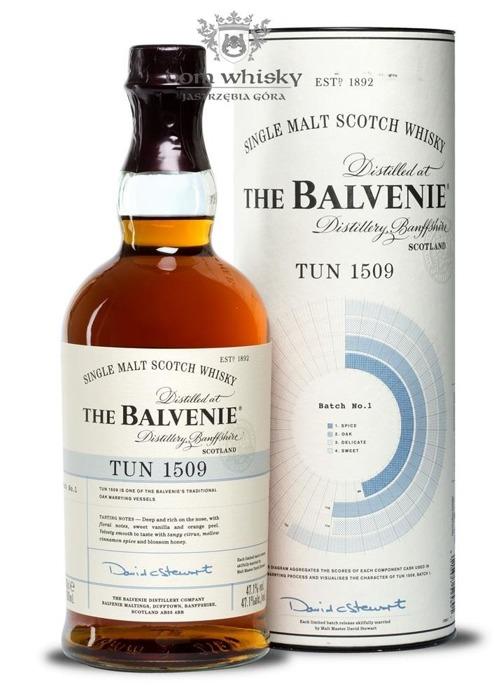 Balvenie TUN 1509, Batch No. 1 / 47,1% / 0,7l