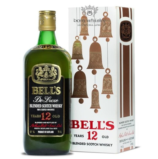 Bell's 12 letni Blended Scotch Whisky / 43% / 0,75l
