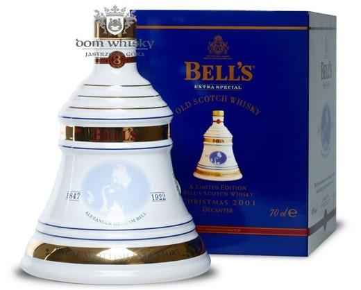 Bell's 8-letni Alexander Graham Bell 2001 / 40% / 0,7l