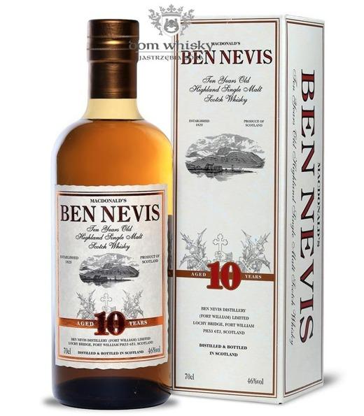 Ben Nevis 10-letni / 46%/ 0,7l