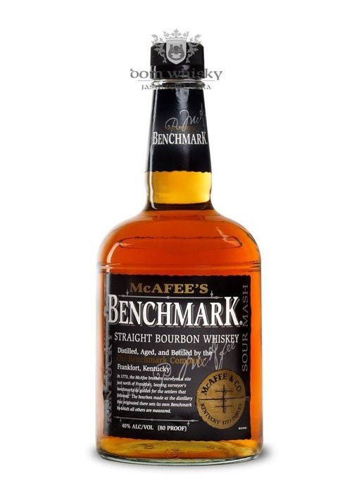 Benchmark Straight Bourbon Review / 40% / 0,75l