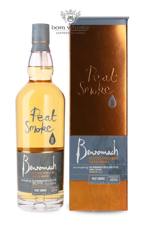 Benromach Peat Smoke (D.2008, B.2017)/ 45%/ 0,7l