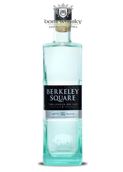 Berkeley Square Still No.8 Release Small Batch/UK/ 46% / 0,7l