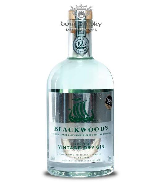 Blackwoods Vintage Dry Gin Summer 2006 (Szkocja) / 40% / 0,7l