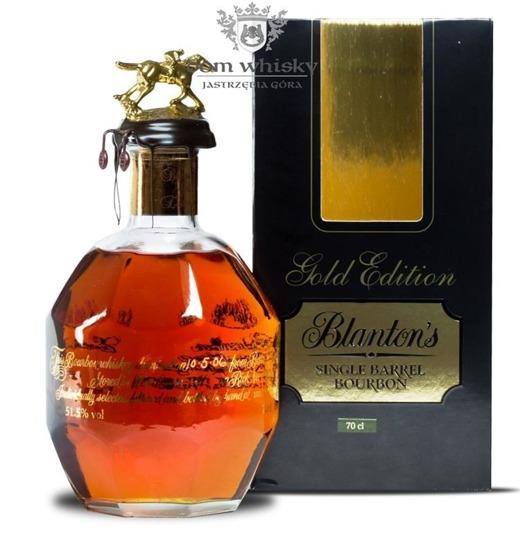 Blanton's Gold Edition 2007 / 51,5% / 0,7l