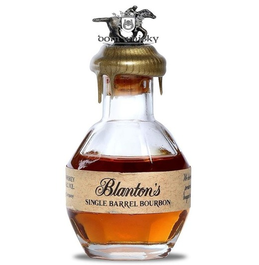 Blanton's Single Barrel Mini Bottle / 46,5% / 0,05l