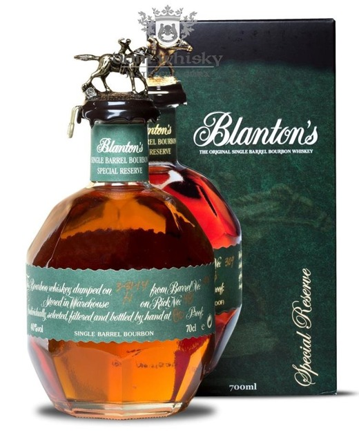 Blanton's Special Reserve / 40% / 0,7l