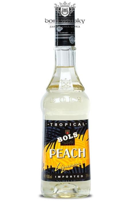 Bols Tropical Peach likier barmański / 24% / 0,7l