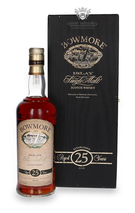 Bowmore 25-letni  / 43% / 0,7l