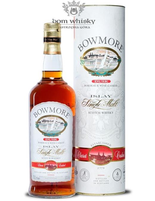 Bowmore Dusk (Bordeaux Wine Casked) / 50% / 0,7l