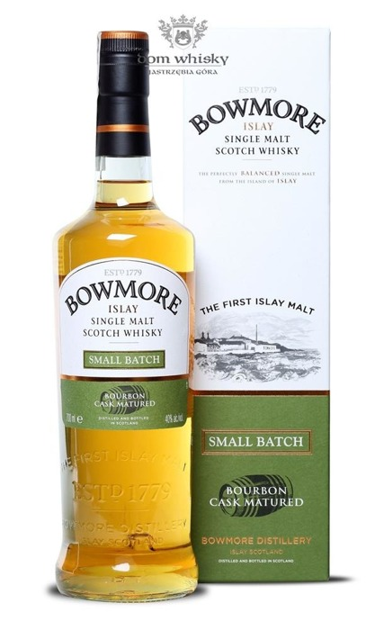 Bowmore Small Batch / 40% / 0,7l