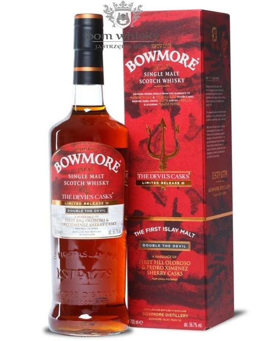 Bowmore The Devil's Casks (Batch No. 3) / 56,7% / 0,7l