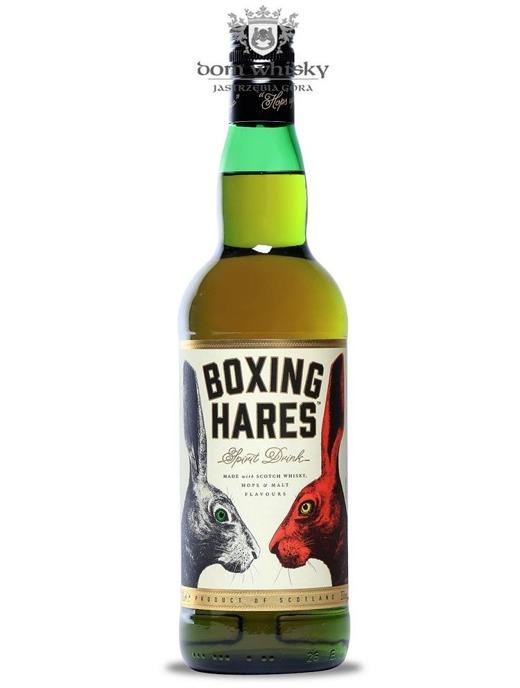 Boxing Hares Spirit Drink, Hops & Malt Flavours / 35% / 0,7l