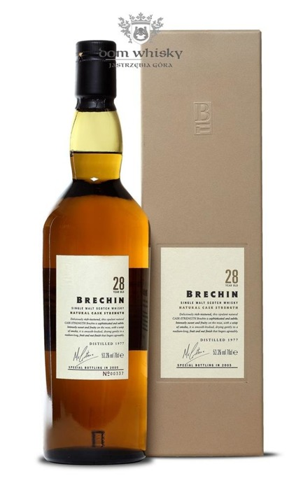 Brechin (North Port) 28-letni (D.1977, B. 2005) / 53,3%/ 0,7l
