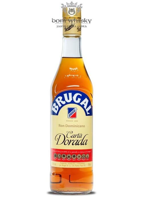Brugal Carta Dorada Rum (Domonicana) / 37,5% / 0,7l