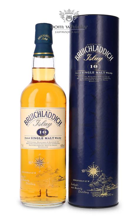 Bruichladdich 10-letni (Bottled 1990s) / 40% / 0,7l