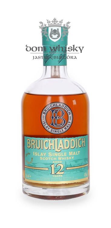 Bruichladdich 12-letni, 2nd Edition (bez opakowania) / 46% / 0,7