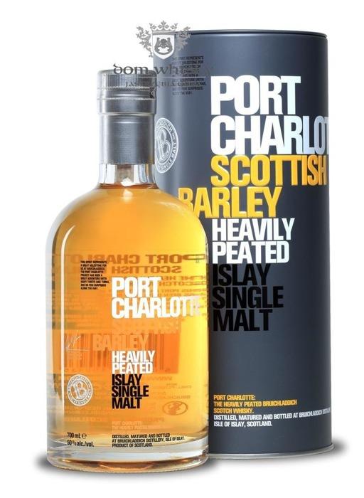Bruichladdich Port Charlotte Scottish Barley / 50% / 0,7l