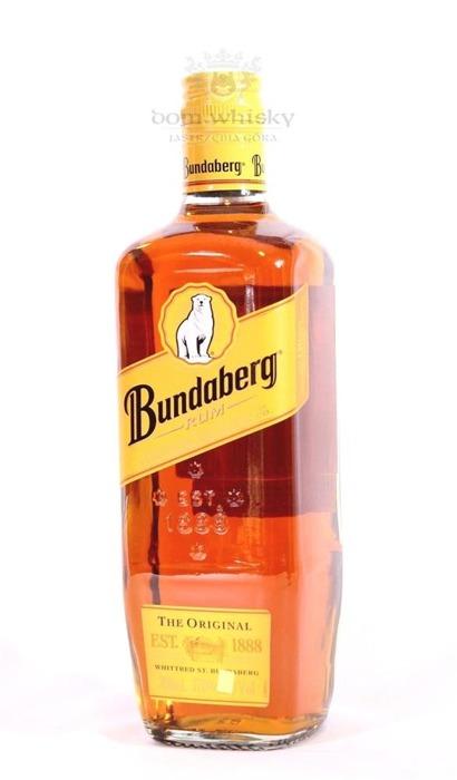 Bundaberg Australian Rum (Australia) / 37% / 0,7l
