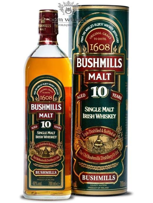 Bushmills 10 letni B.2000 / 40% / 0,7l