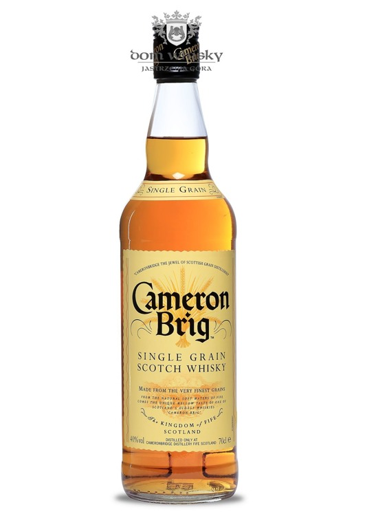 Cameron Brig Single Grain / 40% / 0,7l
