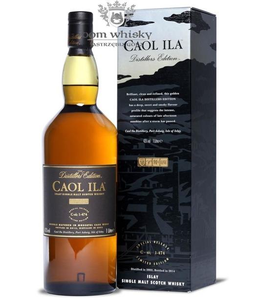 Caol Ila 2002 (B.2014)Distillers Edition,Moscatel Finish/43%/1,0