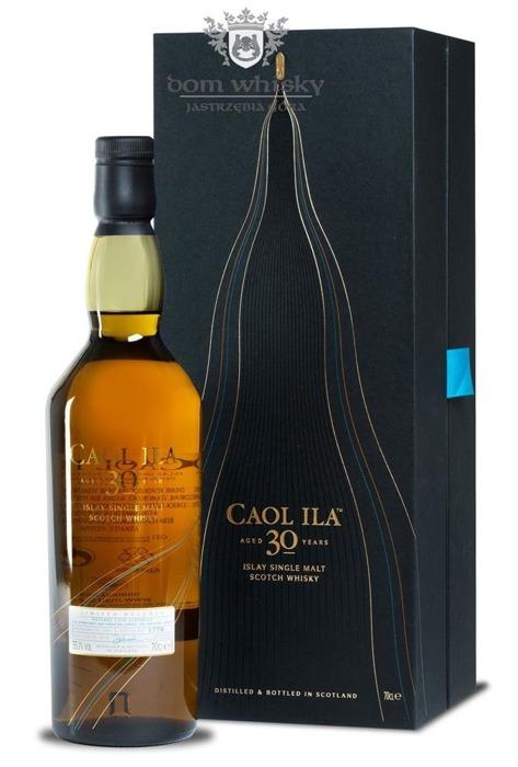 Caol Ila 30-letnia (D.1983, B.2014) / 55,1% / 0,7l