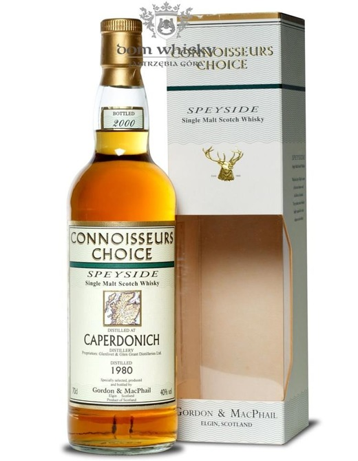 Caperdonich 1980 (B.2000) Connoisseurs Choice/40%/0,7l