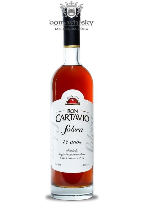 Cartavio 12-letni / Peru / 40% / 0,7l