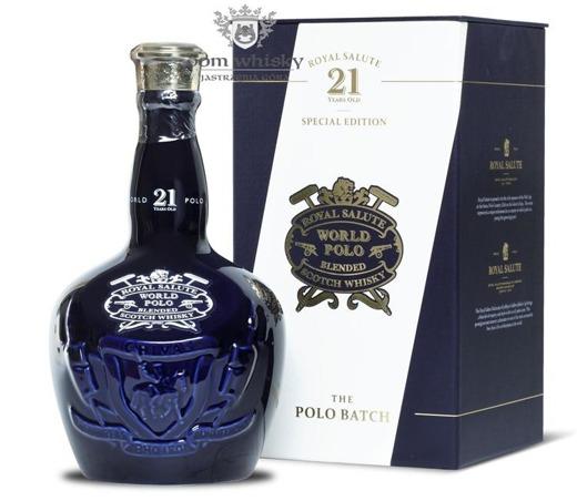 Chivas 21 letni Royal Salute Polo Edition / 40% / 0,7l