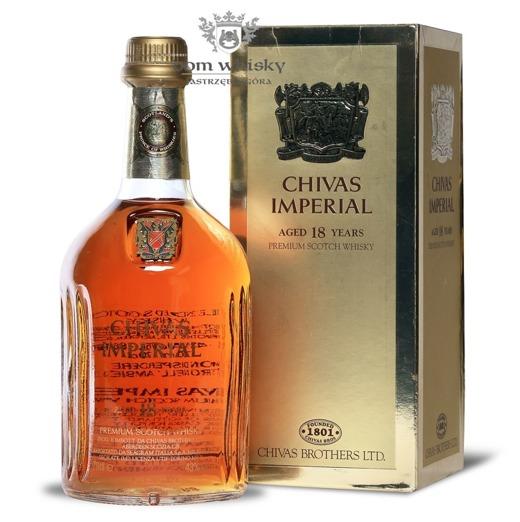 Chivas Imperial 18-letni (Gold Box) / 43% / 0,7l