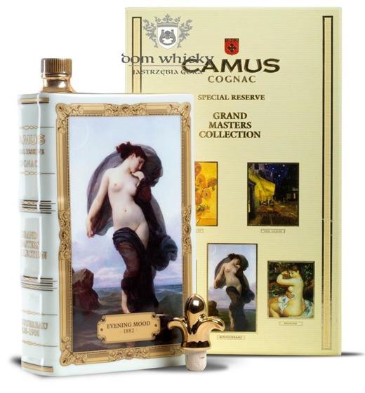 Cognac Camus Special Reserve Book Evening MOOD / 40% / 0,7l
