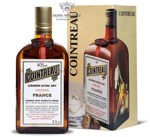 Cointreau Liqueur Extra Dry / 40% / 0,7l
