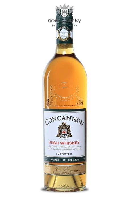 Concannon Irish Whiskey / 40% / 0,75l