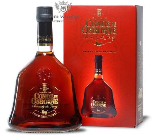 Conde de Osborne Solera Gran Reserva Brandy / 40,5% / 0,7l