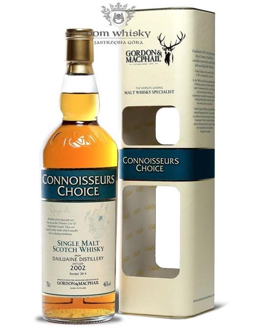 Dailuaine 2002 (Bottled 2014) Connoisseurs Choice / 46%/ 0,7l