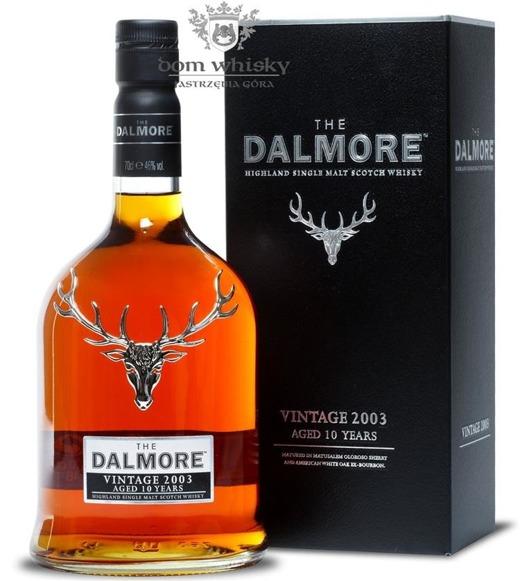 Dalmore Vintage 2003, 10-letni / 46% / 0,7l